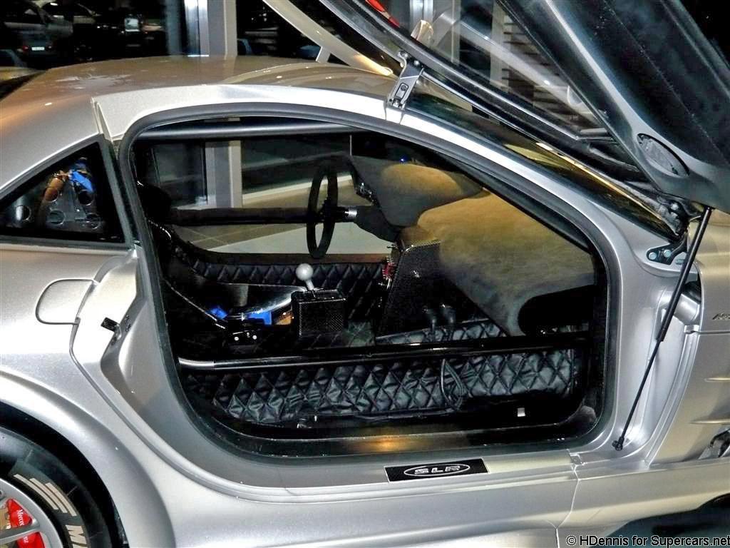 2008 Mercedes-Benz SLR 722 GT