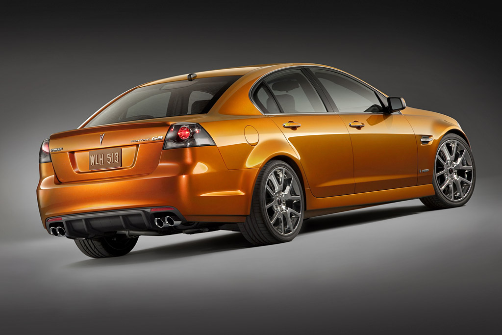 2008 Pontiac G8 Gxp Review Supercars Net