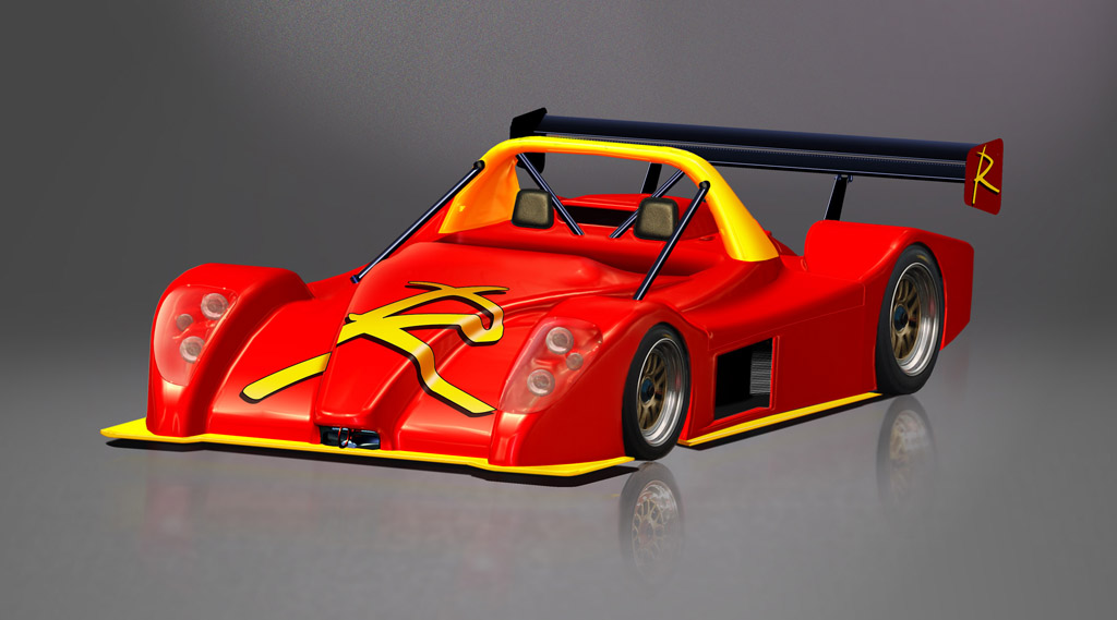 2008 Radical SR8 Supersport