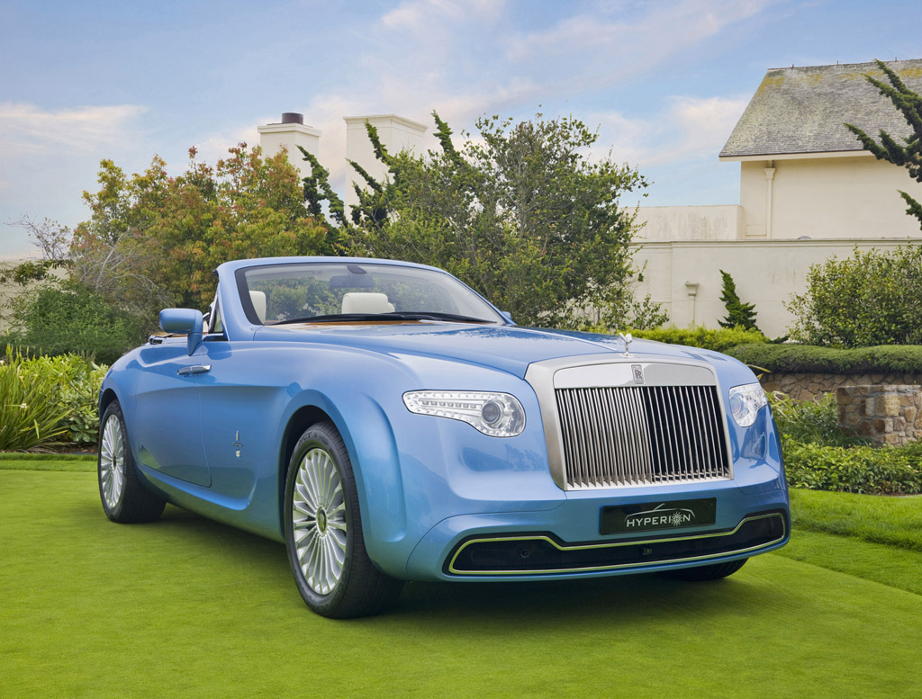 2008 Rolls Royce Pininfarina Hyperion Rolls Royce HD Wallpapers Download free images and photos [musssic.tk]