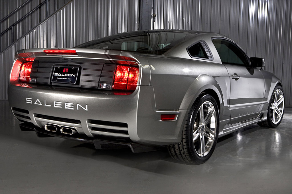 2008 saleen mustang s302e sterling edition saleen. Black Bedroom Furniture Sets. Home Design Ideas
