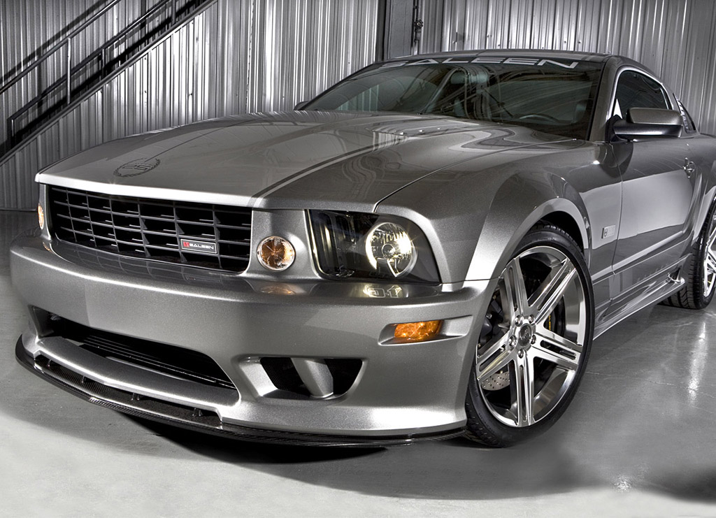 2008 Saleen Mustang S302e Sterling Edition Saleen