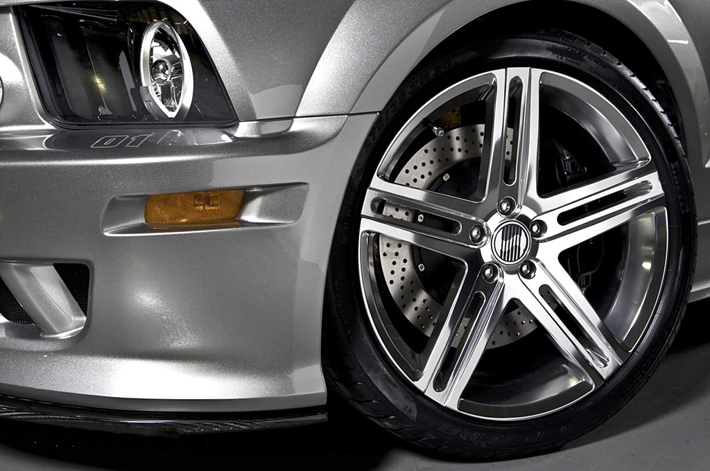2008 Saleen Mustang S302E Sterling Edition