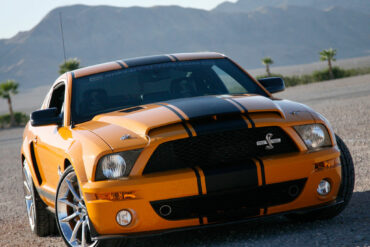 2008→2009 Shelby Mustang GT500 Super Snake