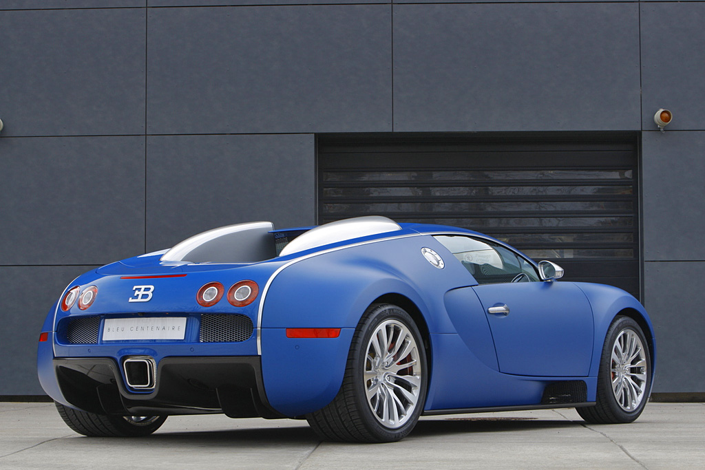 2009 bugatti 16 4 veyron bleu centenaire bugatti. Black Bedroom Furniture Sets. Home Design Ideas