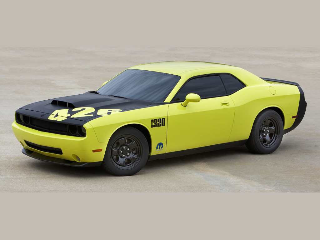 Mopar Dodge Challenger 1320 Image Vehicle