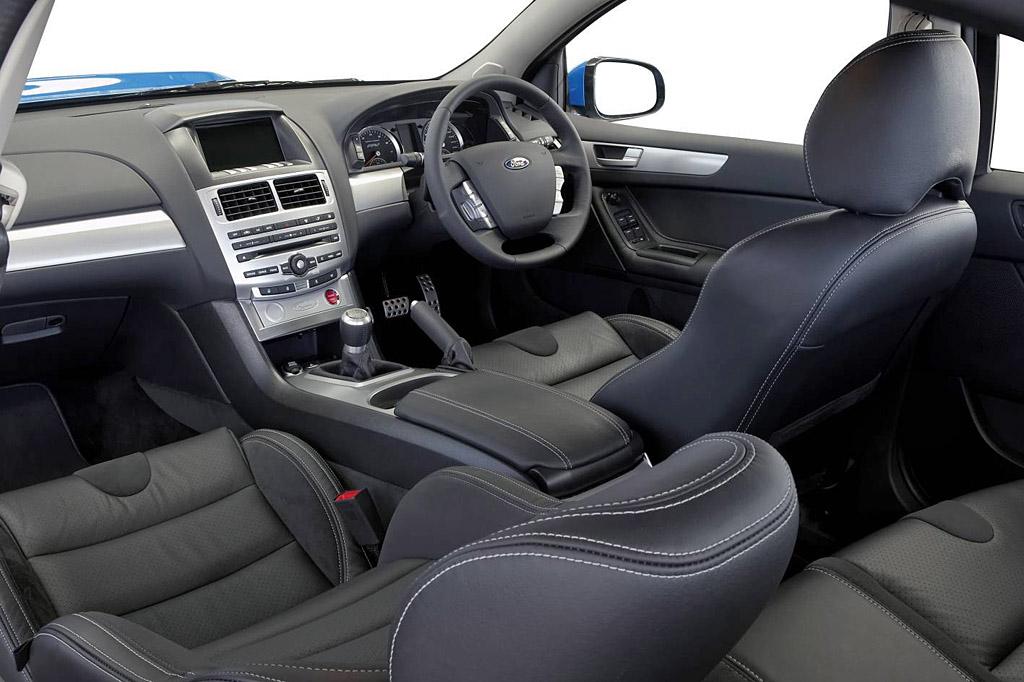 2009 FPV GT