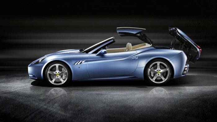 2009→2012 Ferrari California