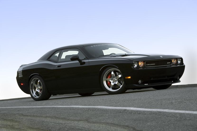 2009 Hennessey Challenger SRT600 Turbo