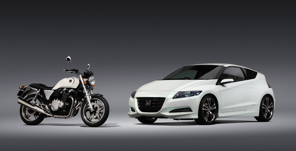 2009 honda cr z - photo #21