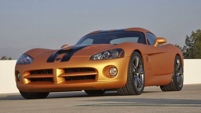 2009 Hurst Viper SRT/10 Coupe