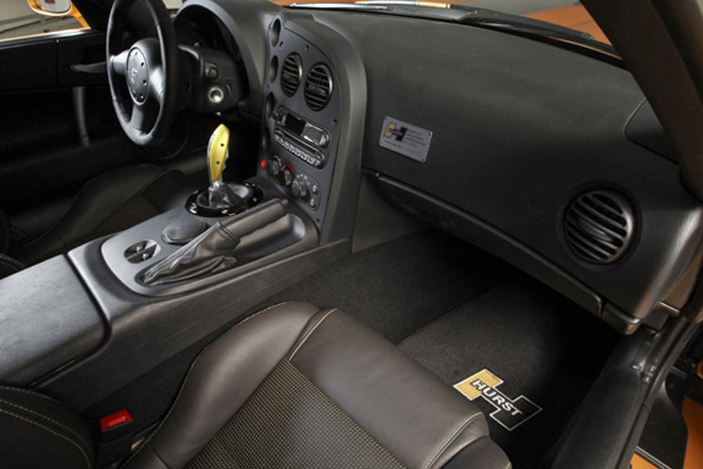 2009 Hurst Viper SRT/10 Coupe
