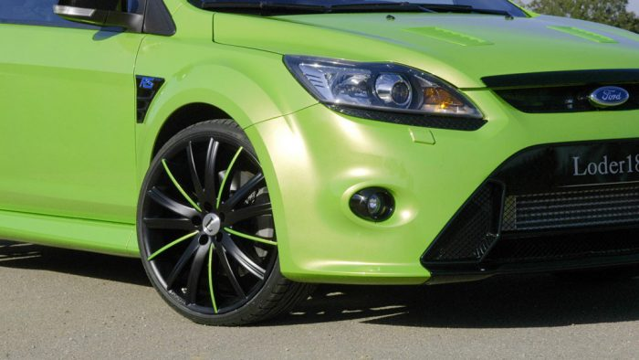 2009 Loder1899 Focus Rs Tuning Amp Aftermarket Supercars Net