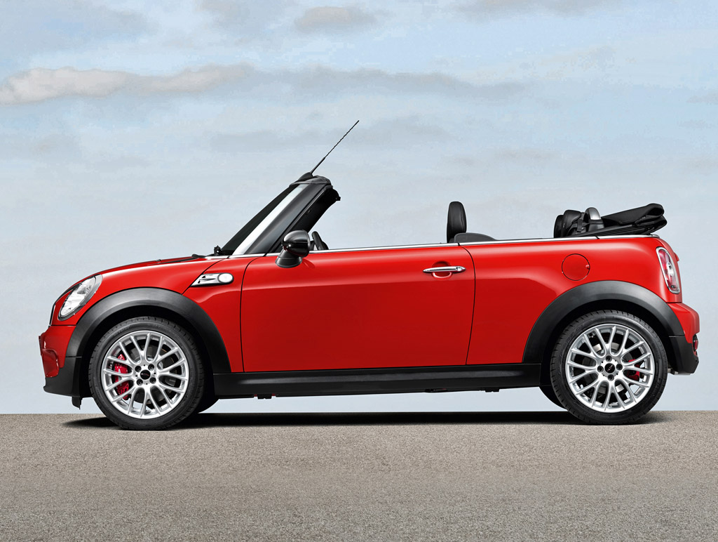 2009 mini john cooper works convertible review. Black Bedroom Furniture Sets. Home Design Ideas