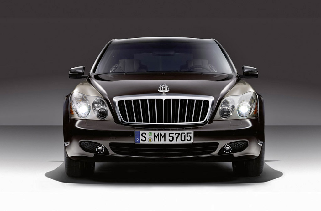 2009 Maybach 62 Zeppelin Review Supercars