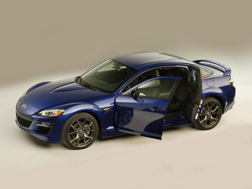 2009 mazda rx-8 | review | supercars