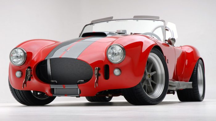 2009 Superformance MkIII-R Edition