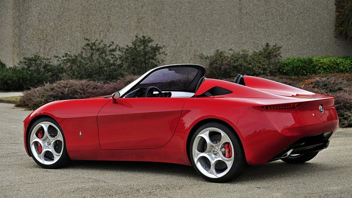 2010 Alfa Romeo 2uettottanta