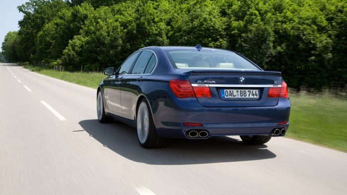 2010 Alpina B7 Bi-Turbo