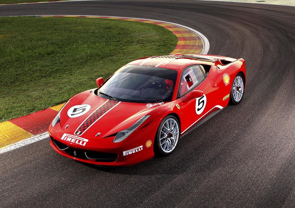 2010 ferrari 458 challenge. Black Bedroom Furniture Sets. Home Design Ideas
