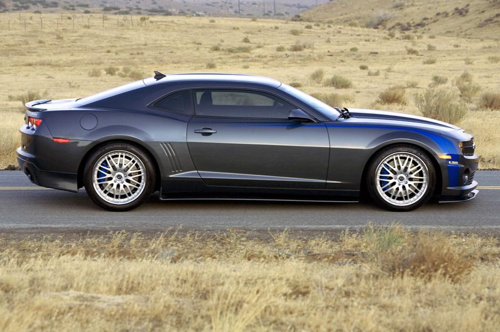 2010 Hennessey Camaro HPE700