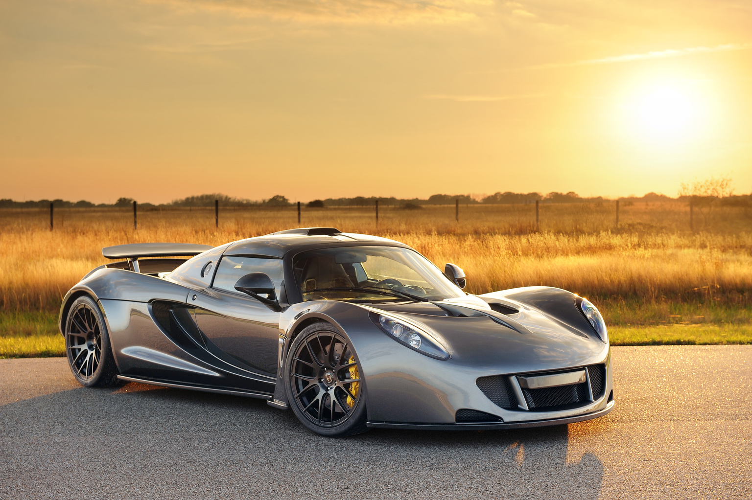 2010 Hennessey Venom Gt Review Supercars Net