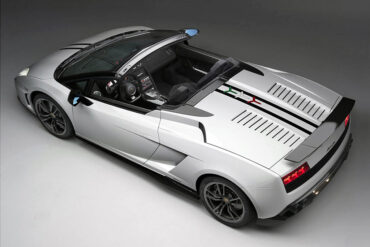2010 Lamborghini Gallardo LP570-4 Spyder Performante