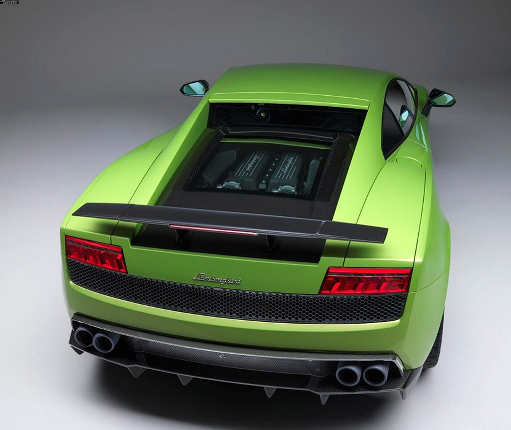 2010 Lamborghini Gallardo LP570 4 Superleggera