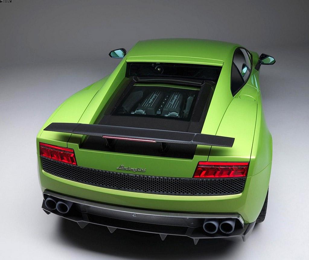 2010 Lamborghini Gallardo LP570-4 Superleggera