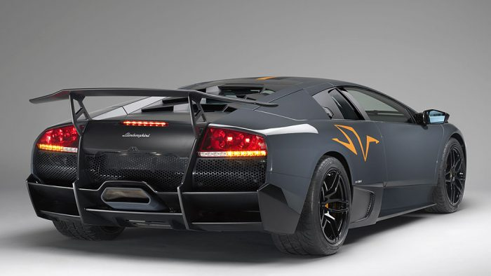 2010 Lamborghini Murciélago LP 670-4 SuperVeloce China Limited Edition