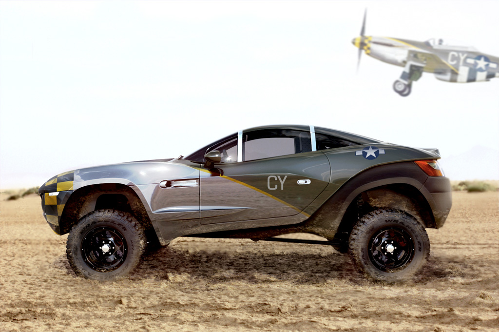Local Motors Rally Fighter Review >> 2010 Local Motors Rally Fighter | Review | SuperCars.net