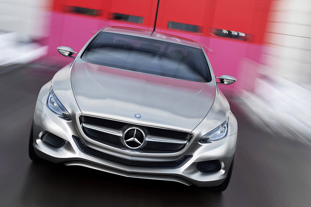 2010 mercedes benz f800 style for Mercedes benz f800