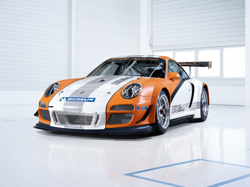 2010 porsche 911 gt3 r hybrid porsche. Black Bedroom Furniture Sets. Home Design Ideas