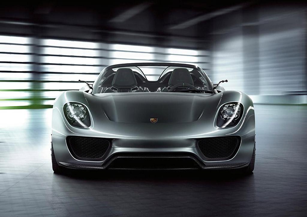 2010 Porsche 918 Spyder