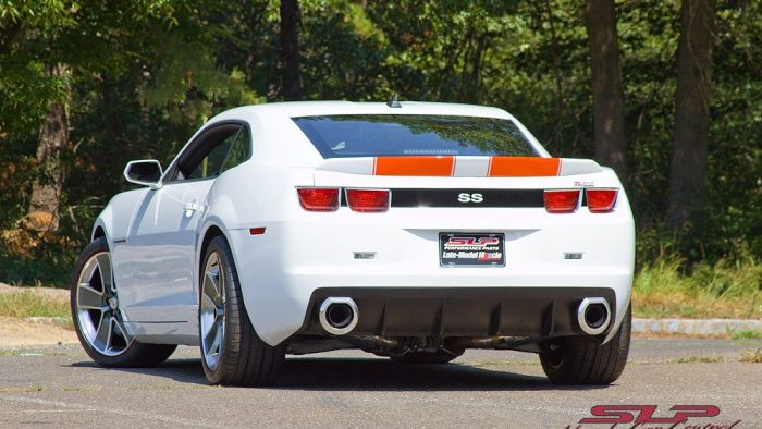 2010 Slp Camaro Zl585 Supercharged Supercars Net