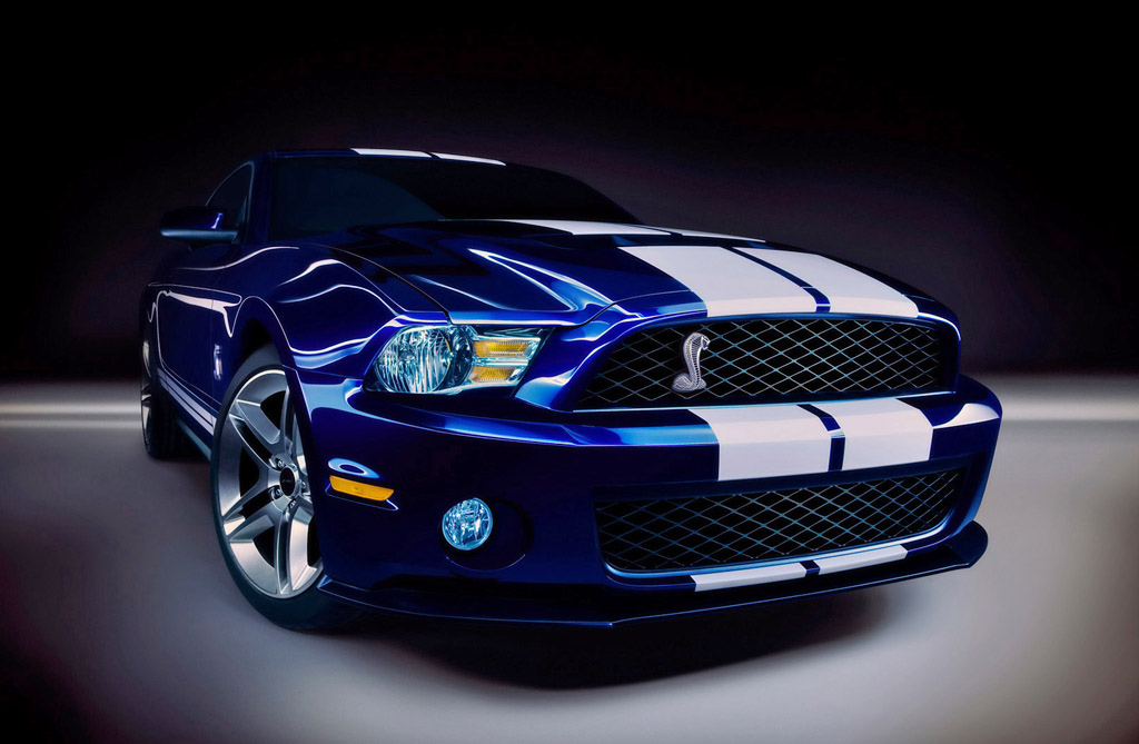 2010 Shelby GT500 Coupe