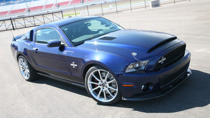 2010 Shelby Mustang GT500 Super Snake