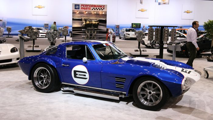 2010 Superformance Corvette Grand Sport E-ROD