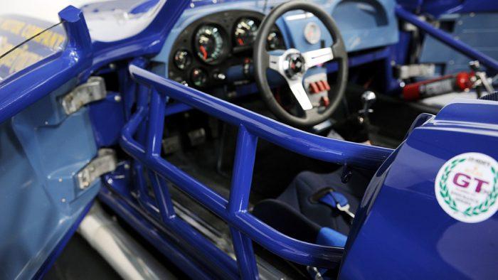 2010 Superformance Corvette Grand Sport Roadster