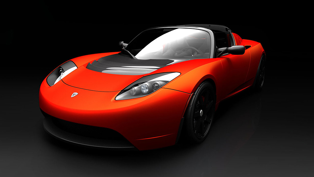 2010 Tesla Motors Roadster Sport