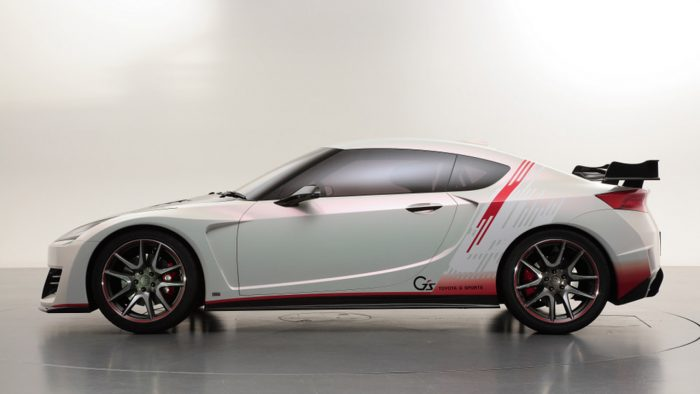 2010 Toyota FT-86 G Sports Concept