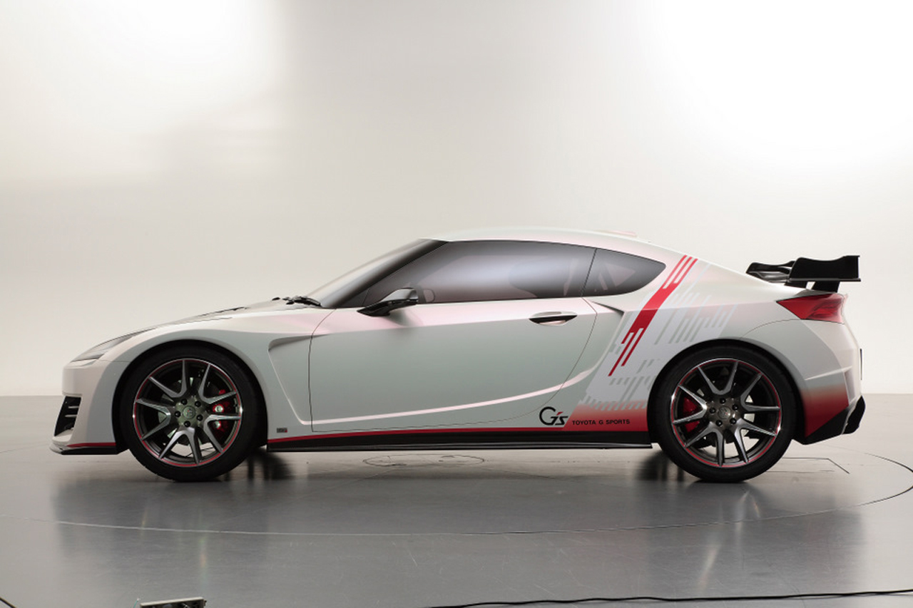 2010 Toyota FT 86 G Sports Concept Toyota