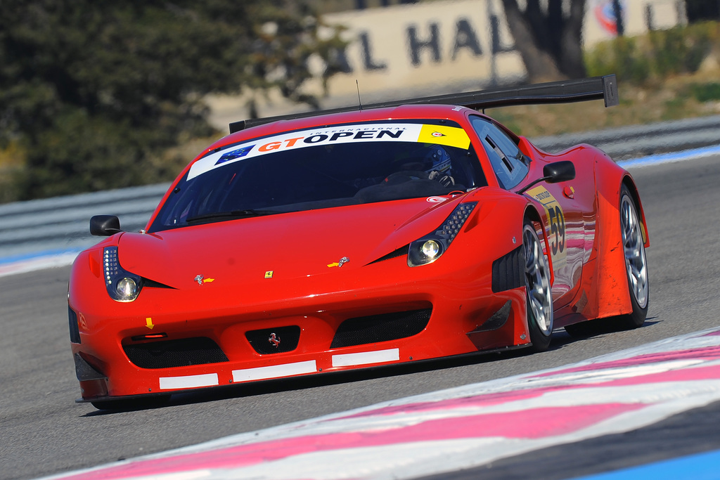 2011 Ferrari 458 Gt3 Ferrari Supercars Net
