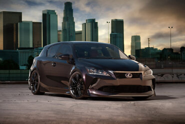 2011 Lexus CT 200h by Five Axis