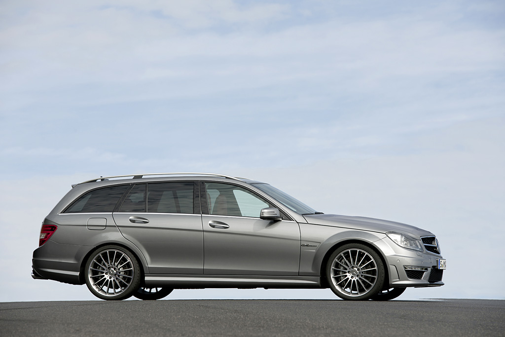 2011 Mercedes-Benz C 63 AMG Estate