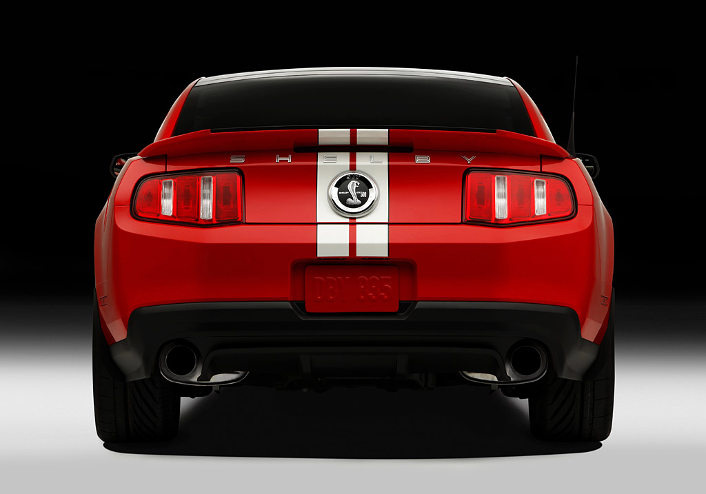 2011 Shelby GT500 Coupe