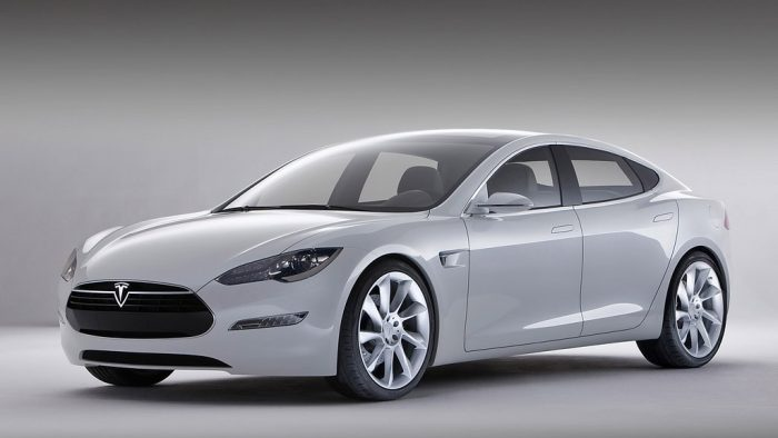 2011 Tesla Model S Pre-Production
