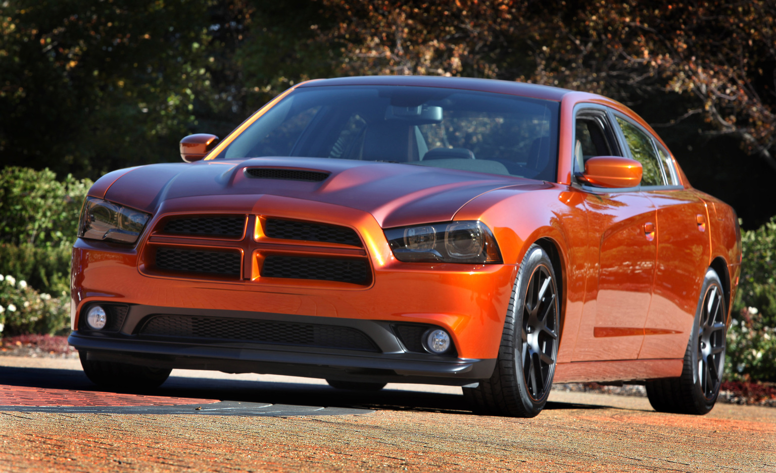 dodge sports charger cars