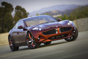2012 Fisker Atlantic Design Prototype