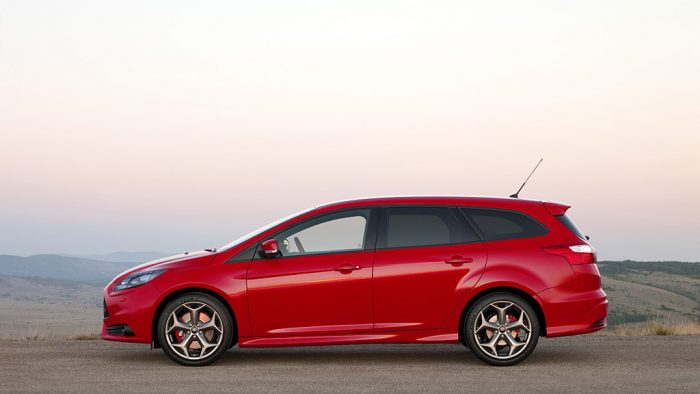 2012 Ford Focus ST Wagon